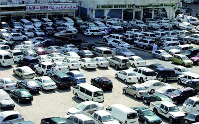 الإمارات الثالثة خليجيا في ارتفاع أسعار السيارات