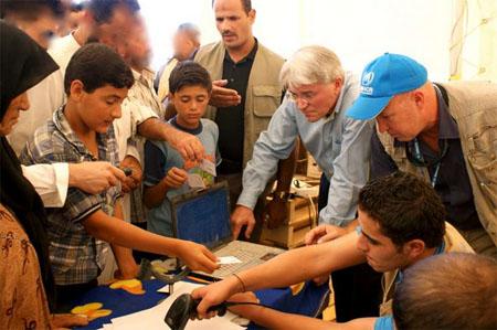 الأمم المتحدة: مليون و24 ألف لاجيء سوري في لبنان