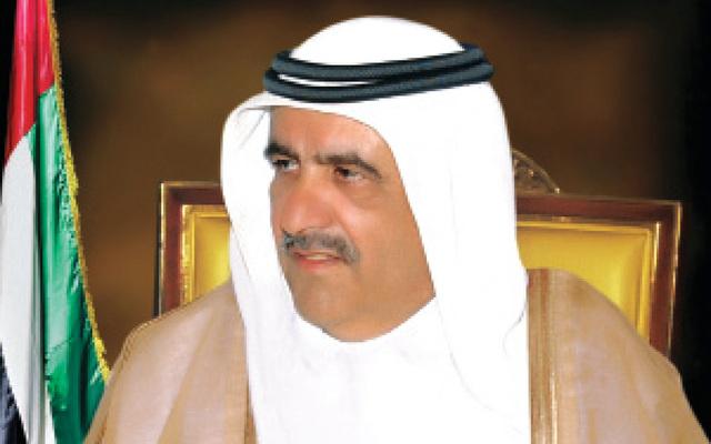 نائب حاكم دبي يلتقي القنصل الهندي