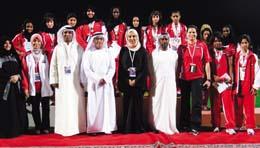 المنتخب الوطني لألعاب القوى الى القاهرة للمشاركة في البطولة العربية