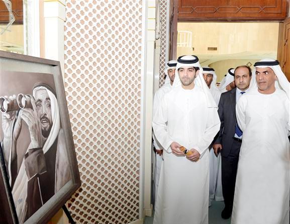 افتتاح متحف قصر الشيخ زايد في العين