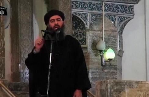 البغدادي يقود بنفسه المعارك على بغداد