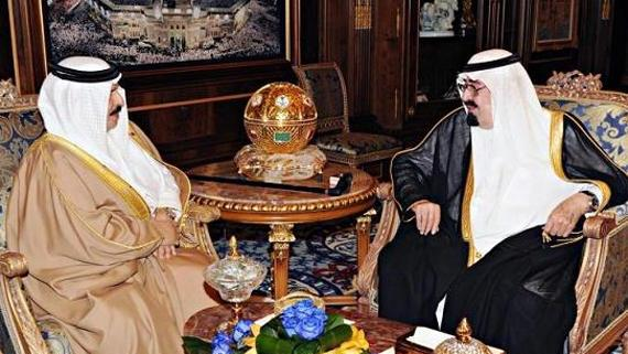 العاهل البحريني يصل جدة لإجراء محادثات مع نظيره السعودي