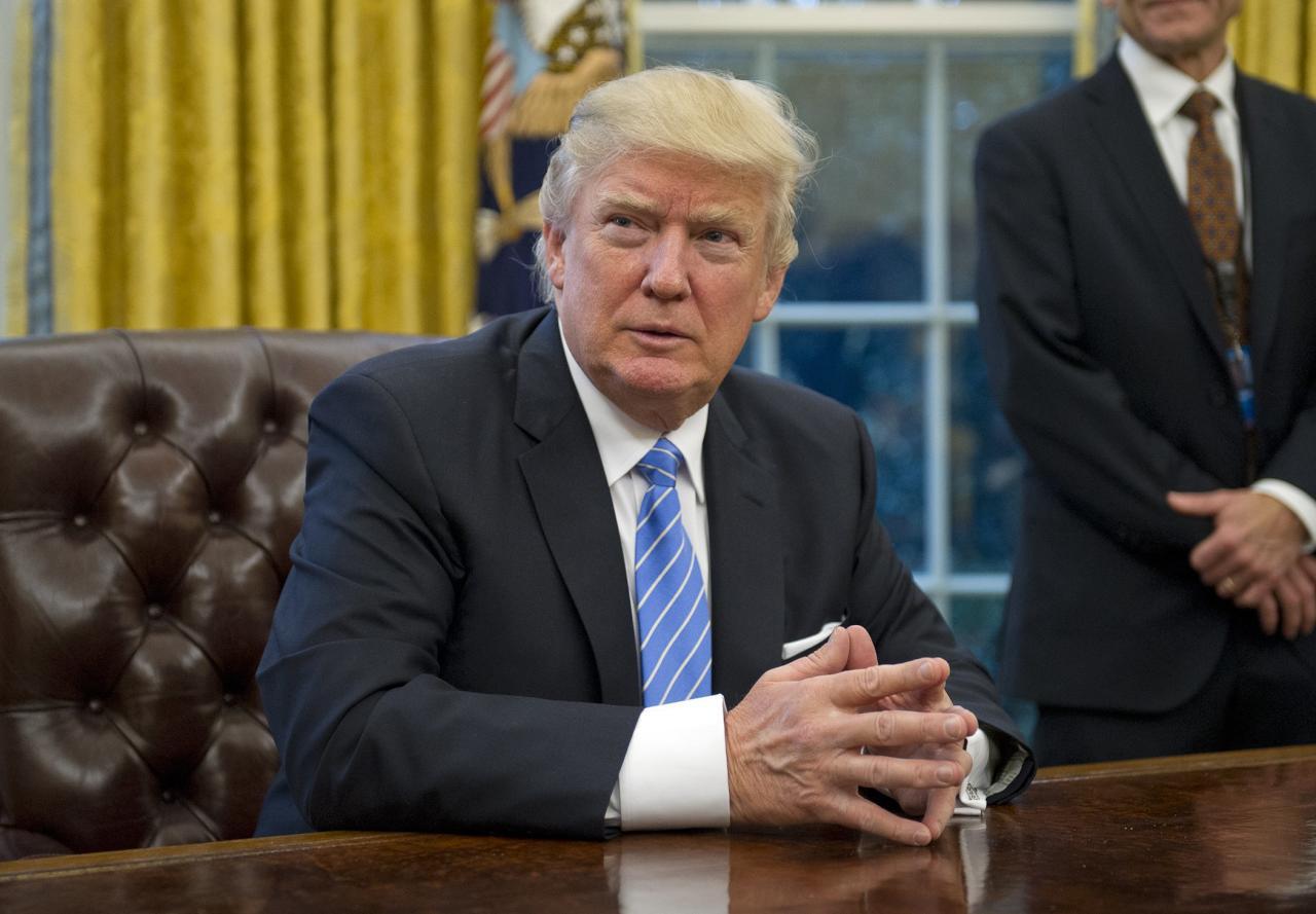 ترامب: قد نتخذ خطوات ضرورية أخرى لردع الأسد
