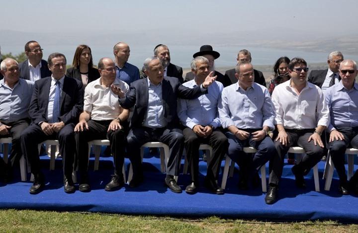 نتنياهو يقول من الجولان المحتلة: الهضبة ستبقى تحت سيطرتنا إلى الأبد