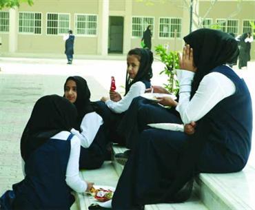 30 % من طلاب المدارس في أبوظبي مصابون بالسمنة