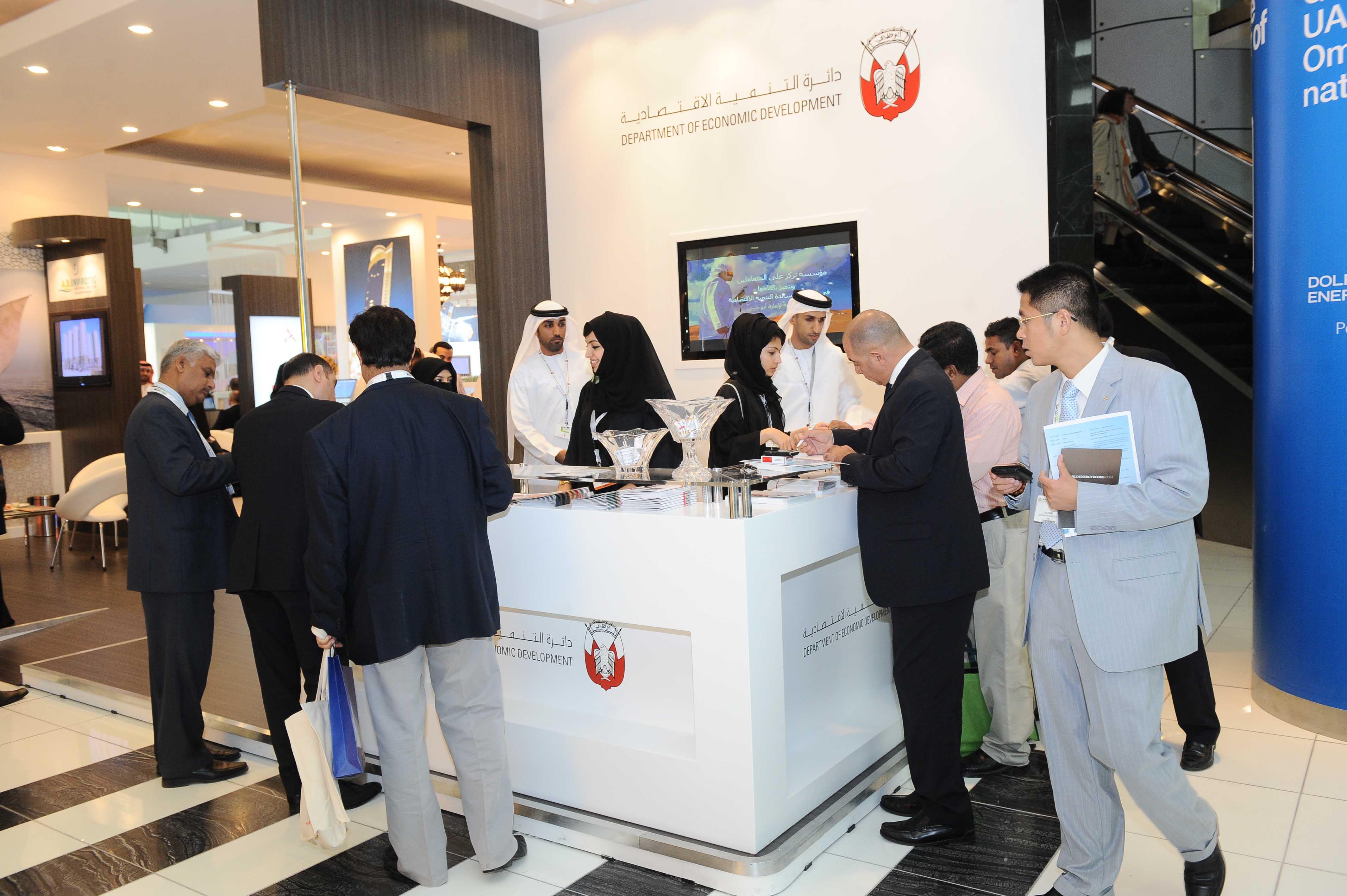 إصدار 3000 رخصة تجارية جديدة في أبوظبي خلال عام