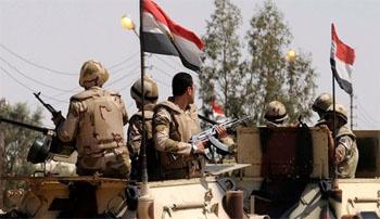 القوات المصرية تدمر 1583 نفقا مع قطاع غزة