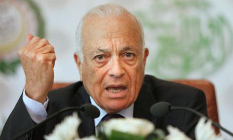 العربي يطالب بتوفير كافة الدعم اللازم لإنجاح المصالحة الفلسطينية