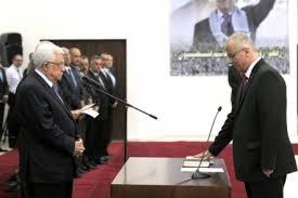 رئيس الحكومة الفلسطينية يقدم استقالته لعباس
