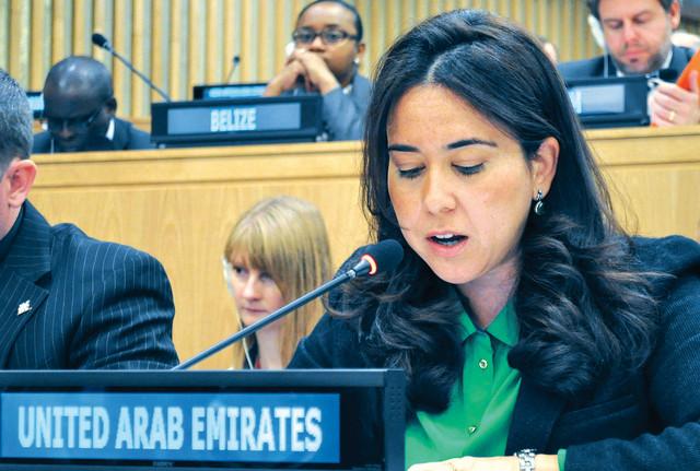 الإمارات تدعم المبادرات الكفيلة بمنع العنف الجنسي في الصراعات