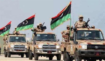 مصدر ليبي: الحديث عن تقدم قوات حفتر في بنغازي غير صحيح