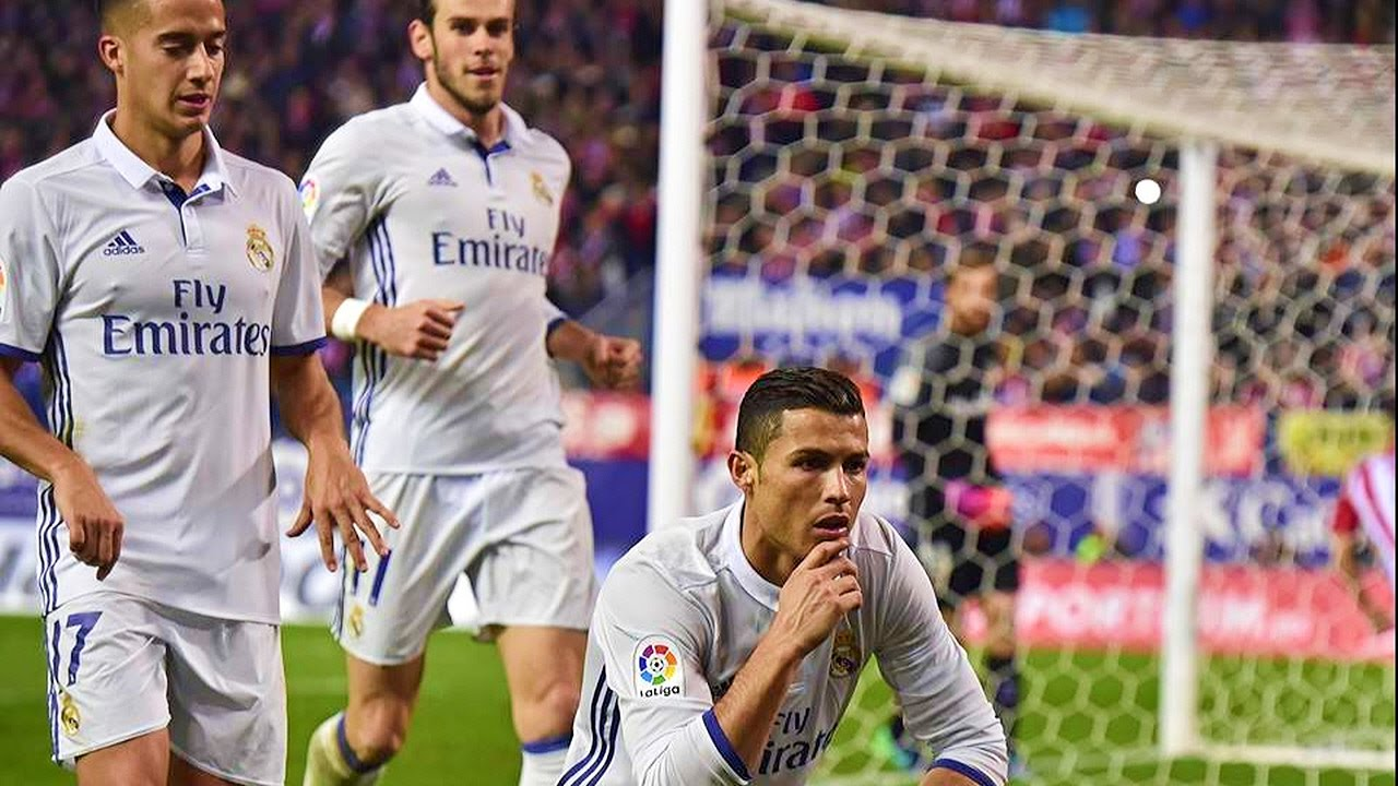 ريال مدريد يسحق إشبيلية ويقترب من لقب الدوري الإسباني