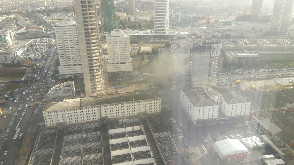 قتيل و3 إصابات في انفجار بمدينة إزمير التركية