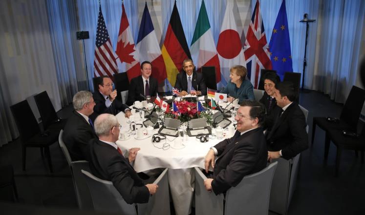 عقوبات جديدة على روسيا