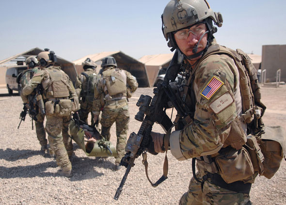 واشنطن تعزز تواجد مخابراتها في العراق