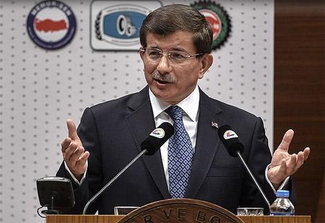 رئيس الوزراء التركي: لن نسمح بزعزعة استقرار وأمن البلاد