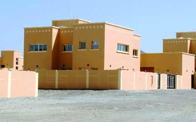 اعتماد إنشاء 424 مسكن للمواطنين