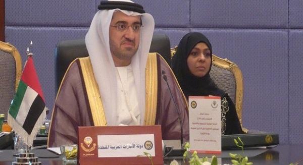الإمارات تشارك باجتماع وزاري في لوكسمبورج حول الشرق الأوسط