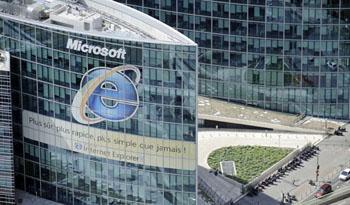 مايكروسوفت تحذر من ثغرة خطيرة في إنترنت إكسبلورر
