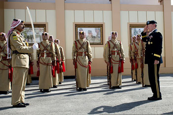 مباحثات أردنية أمريكية استعدادًا لمناورات الأسد المتأهب 4