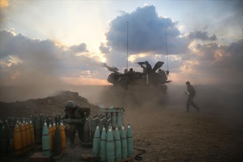 مجازر مروعه يرتكبها الاحتلال الإسرائيلي في حي الشجاعية بغزة