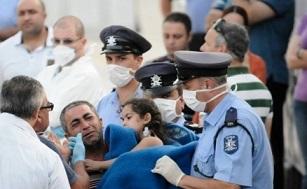 أمنستي تدعو لمعاقبة اليونان لقسوتها في معاملة اللاجئين