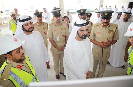 محمد بن راشد: شرطة دبي أصبحت من القيادات العالمية