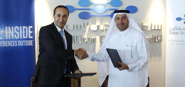 توقيع مذكرة تفاهم لإنشاء مختبر للابتكار بين دبي للسيليكون وإنتل