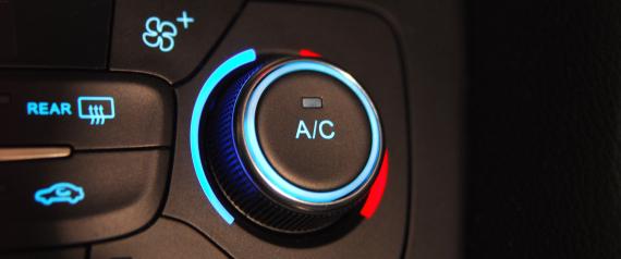تشغيل مكيف السيارة على أعلى مستوياته يهدد سلامة العين! الدرجة المثلى؟