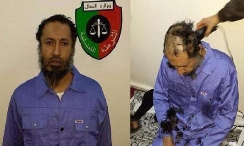 الحكومة الليبية تتسلم الساعدي القذافي من النيجر