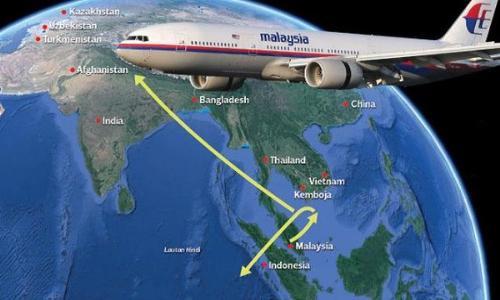 استجواب الطاقم الأرضي للطائرة الماليزية المفقودة