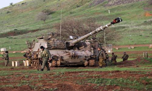 مقتل ضابط إسرائيلي بانفجار عبوة ناسفة في الجولان