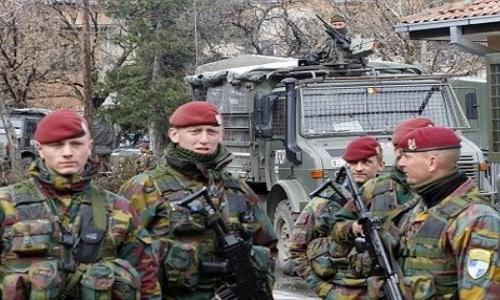 أوروبا تعتزم إرسال قوات عسكرية إلى أفريقيا الوسطى