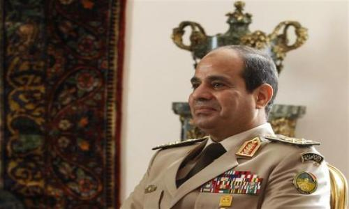 """""""الأهرام"""": السيسي يستقيل خلال ساعات تمهيدًا للرئاسة"""