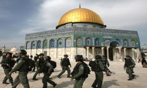 تحذير أوروبي من مساعٍ إسرائيلية للمساس بالأقصى