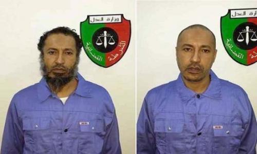 الساعدي القذافي يعتذر للشعب الليبي ويطالب بالعفو