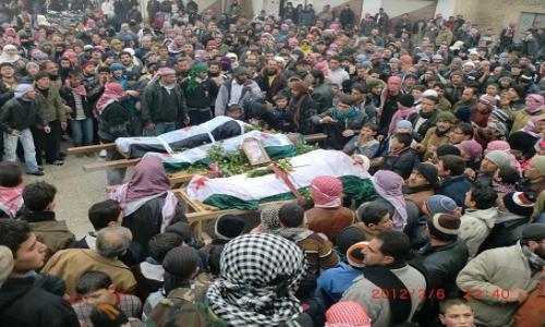 مقتل أكثر من 150 ألف شخص منذ انطلاق الثورة السورية