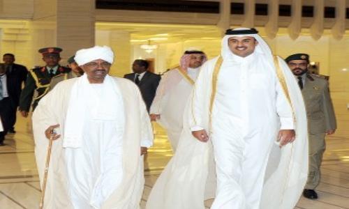 قطر والسودان تبحثان القضايا المشتركة بين البلدين