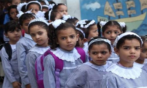 تقرير: الأطفال يشكلون نصف المجتمع الفلسطيني