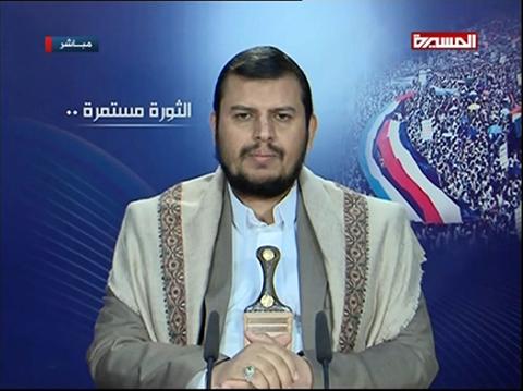 زعيم الحوثيين: استقالة الرئيس اليمني شاذة.. ويصف معارضيه بالفوضويين