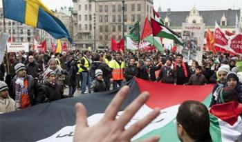 السويد تقرر رفع حجم مساعداتها للفلسطينيين إلى 200 مليون دولار