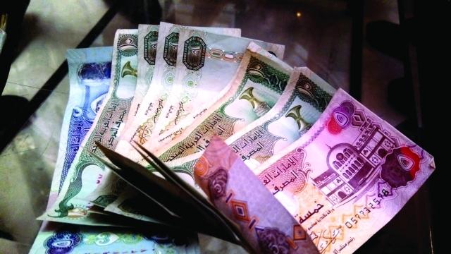 ارتفاع النقد المصدر في الإمارات إلى 70,8 مليار درهم