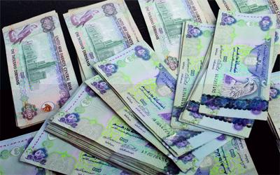 ارتفاع الودائع في المصرف المركزي إلى 1,4 تريليون درهم