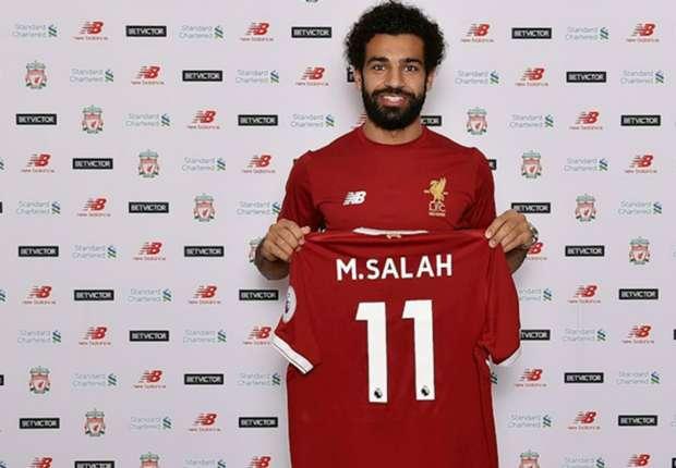 ليفربول يضم الجناح المصري محمد صلاح