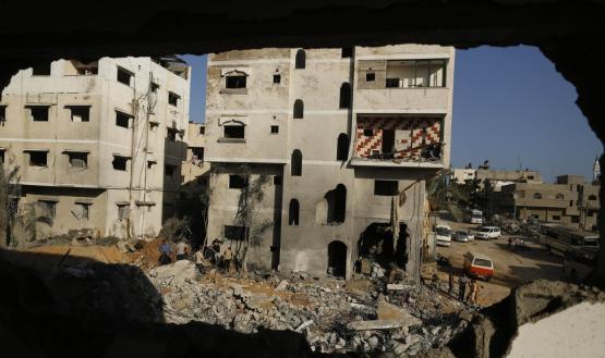 12شهيد في غزة بعد فشل مفاوضات القاهرة