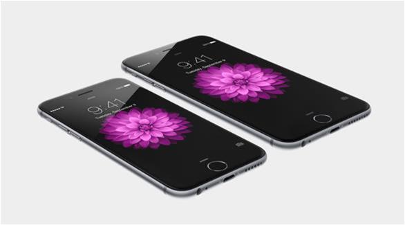 آي فون 6 في الإمارات نهاية الشهر الحالي