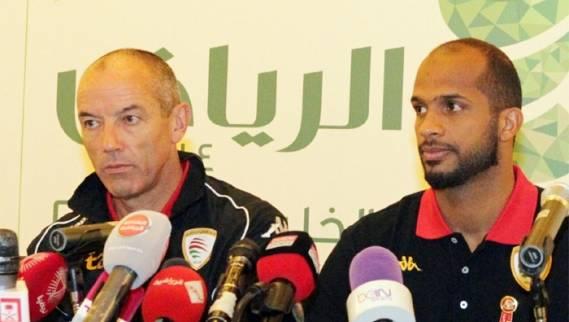 مدرب عُمان: المنتخب القطري ليس ضعيفاً