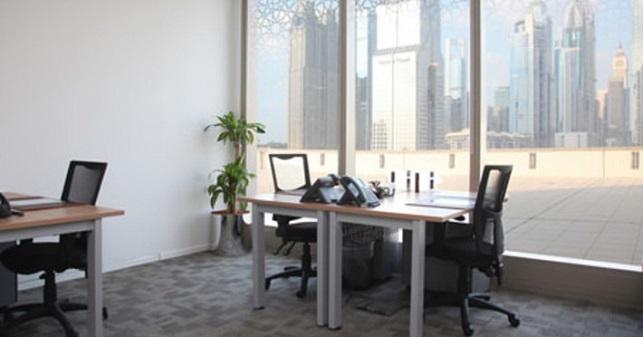 أسعار إيجارات المكاتب في دبي ترتفع بنسبة 12%