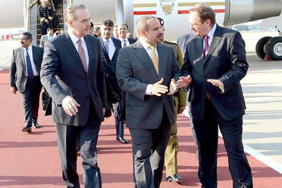 استياء أمريكي من التعاون التجاري بين البحرين وروسيا